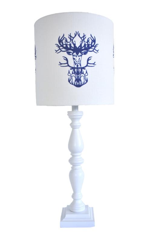 Lampskärm Nordic blå
