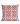 Kuddfodral Nordic röd 48x48 cm